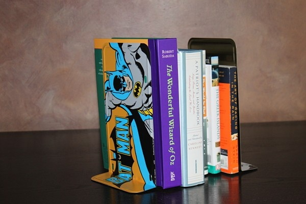 Superhero Bookends Kids Rooms In The Future Pinterest