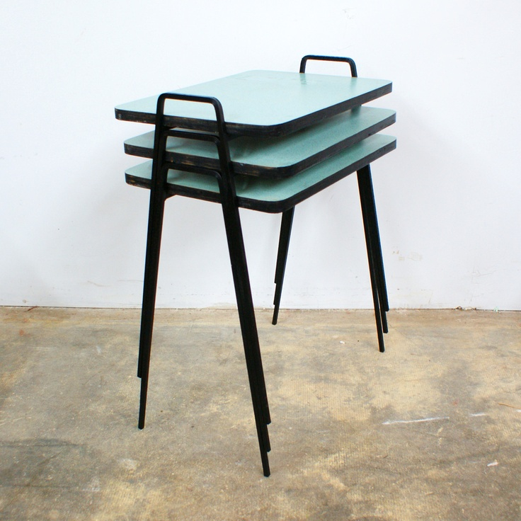 Stacking Tv Tables ~ S stacking table set