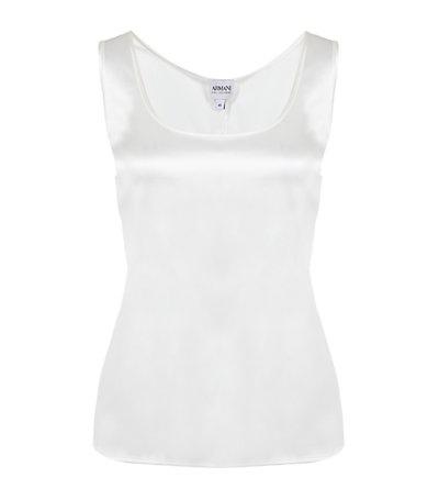 Armani Collezioni Silk Camisole | Harrods