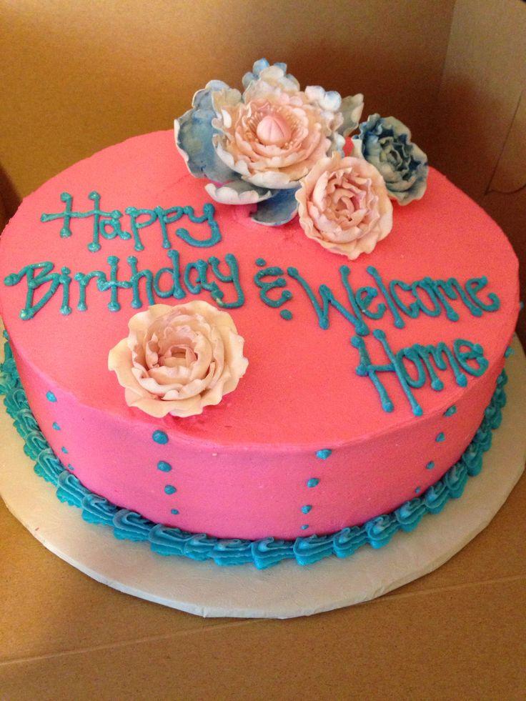 home birthday cakes