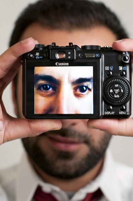 Portraits a set on flickr