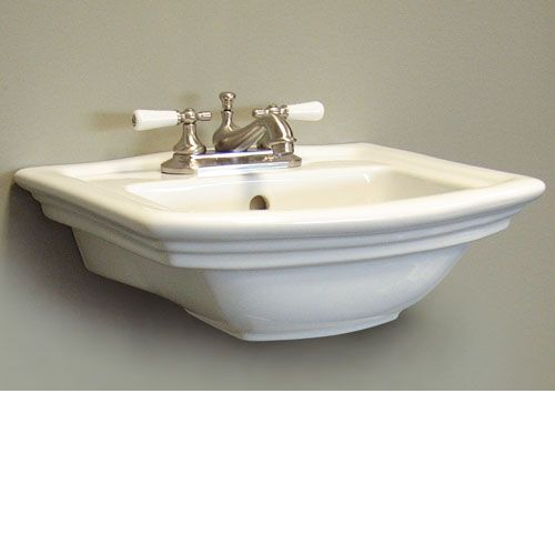 Mini Wall Mount Sink : ... front to back) x 6-1/2