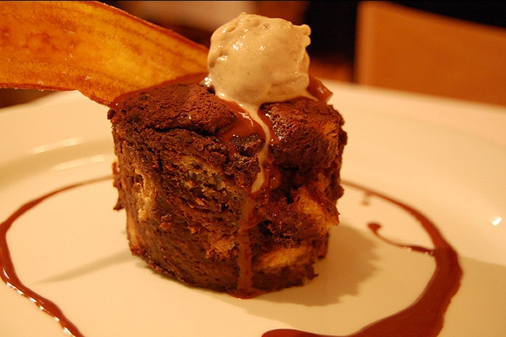 Chocolate Cinnamon Bread Pudding | Something Sweet | Pinterest
