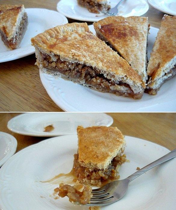 Honey Walnut Pie | cobblers galettes pies tarts tartlets quiche & str ...