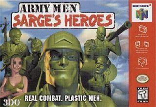 Army Men: Sarge's Heroes - Vikki Grimm Cosplay(modest)