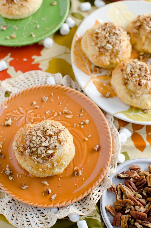 Sweet Potato Pie Pastry Doughnuts ~ Sweet potato casserole, including ...