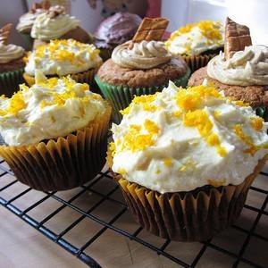 Vegan Ginger Molasses Cupcakes   cakes, cupcakes, cake pops & cookie ...