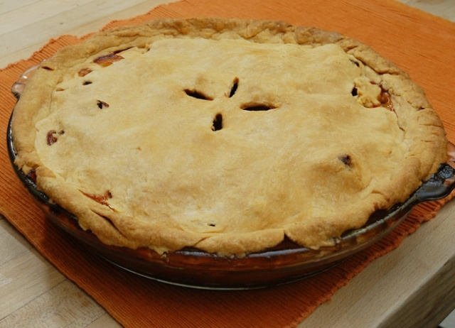 Classic Apple Pie | Rufus' Food And Spirits Guide Recipes | Pinterest