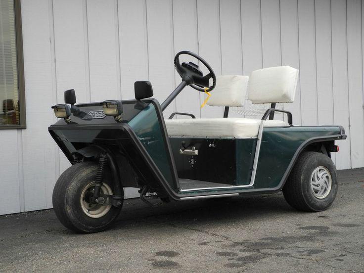 vintage cushman golf cart wiring diagram  vintage  get