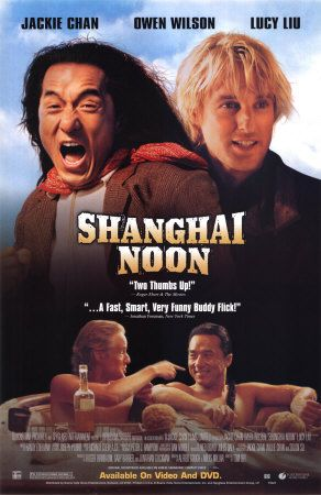 Shanghai Noon (2000) Poster