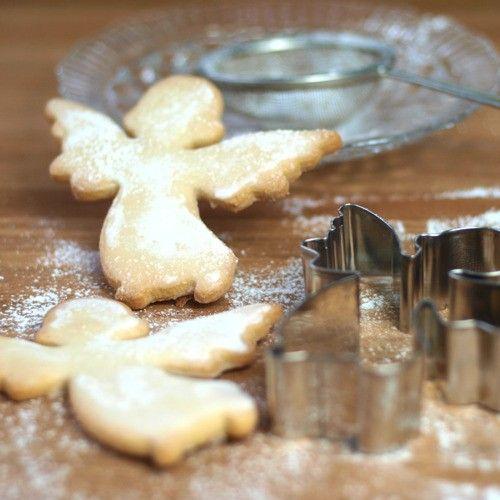 Angel sugar cookies (always) | Angels | Pinterest
