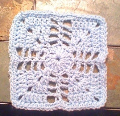Free Crochet Patterns 6 Inch Squares : Pin by Jessica Russell on six inch crochet squares Pinterest