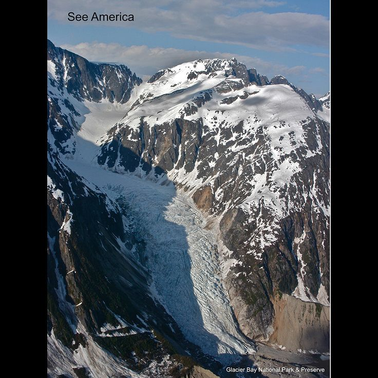 Glacier Bay National Park and Preserve by Mac Titmus  #SeeAmerica