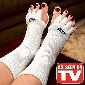 As seen on tv foot alignment socks health fitness amp beauty pinter