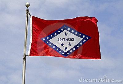 arkansas state flag image