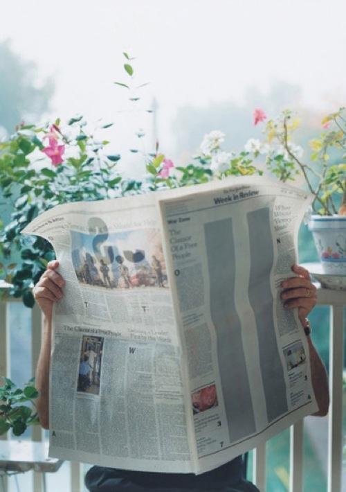 reading newspaper is a good habit essay
