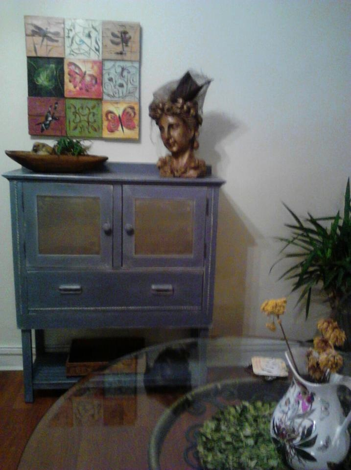 refinished furniture: treasure