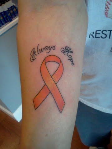 Татуировка при рассеянном склерозе