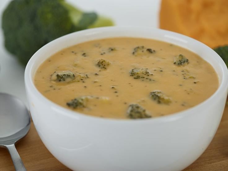 Broccoli & Cheddar Soup #EarlofSandwich | Soups 2 | Pinterest