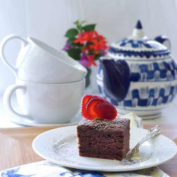 Gluten Free Simply Good Chocolate Cake Recipe | Simply Gluten Free