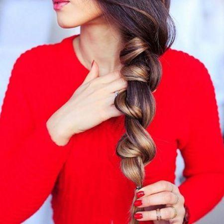 24 impressive half braid hairstyles for 2017 | braid
