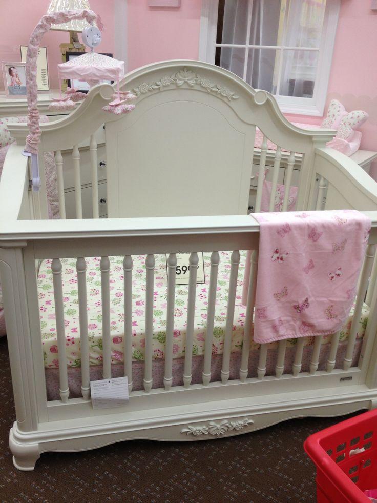 Nursery Crib Girl Buy Buy Baby Furniture Pinterest