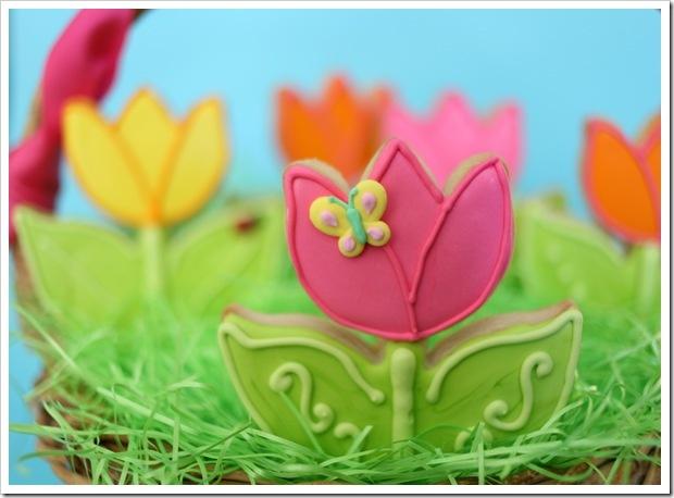 Cookie Tulips Recipe — Dishmaps