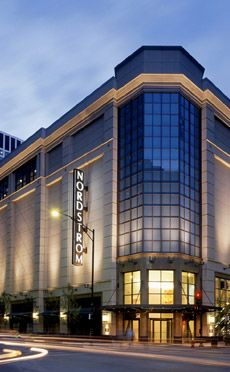 Nordstrom - Chicago's Michigan Avenue store today