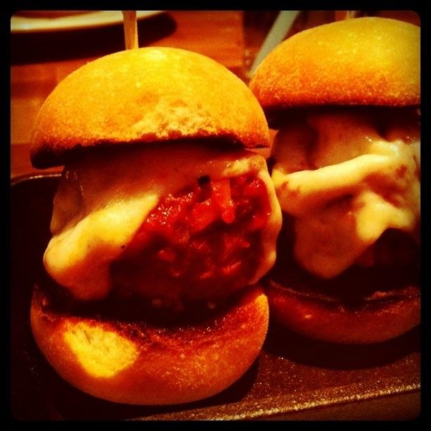 Mini meatball sandwiches | Cedar Hill Farmhouse Party Ideas | Pintere ...