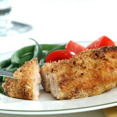 Baked Dijon Mustard Chicken | Food | Pinterest