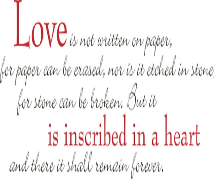 Love Quotes About Hope And Love
