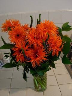 flowersSpike Flower Arrangement