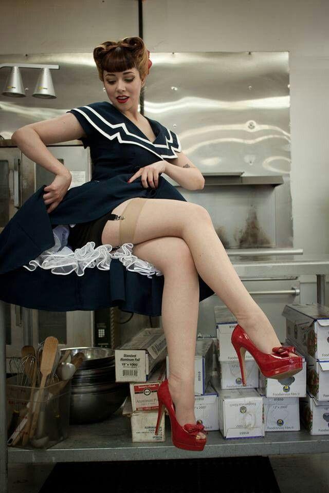 Pin Up Fashion - Vintage, Burlesque 38