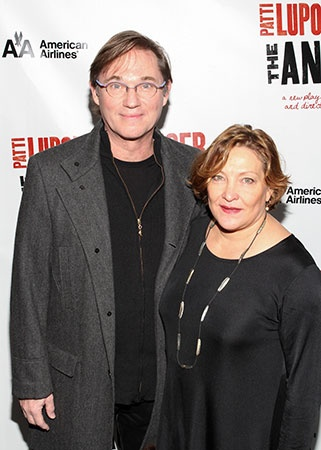 Gallery For ... Richard Thomas Wife