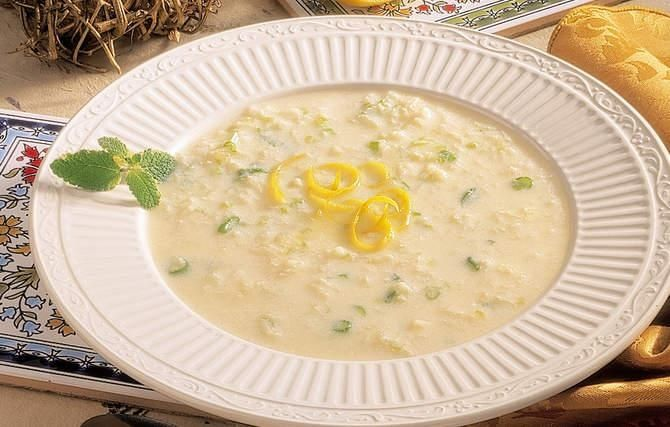 Greek Lemon Rice Soup. | For the Foodie | Pinterest