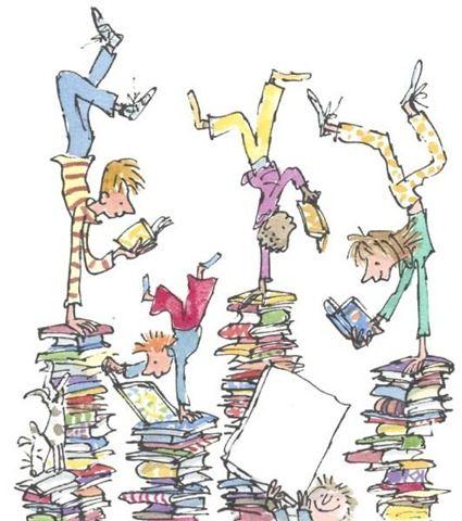 """""""la pasión por la lectura no surgirá hasta que el niño encuentre """"su libro"""" y se produzca el milagro de que las letras desaparezcan ante sus ojos y se abra una puerta cuyo umbral ha de atravesar solo"""""""