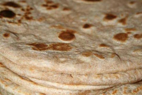 Homemade Flour Tortillas   VegWeb.com, The World's Largest Collection ...