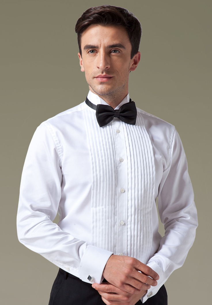 Pin by up unique on upunique pinterest for Tuxedo shirts for men