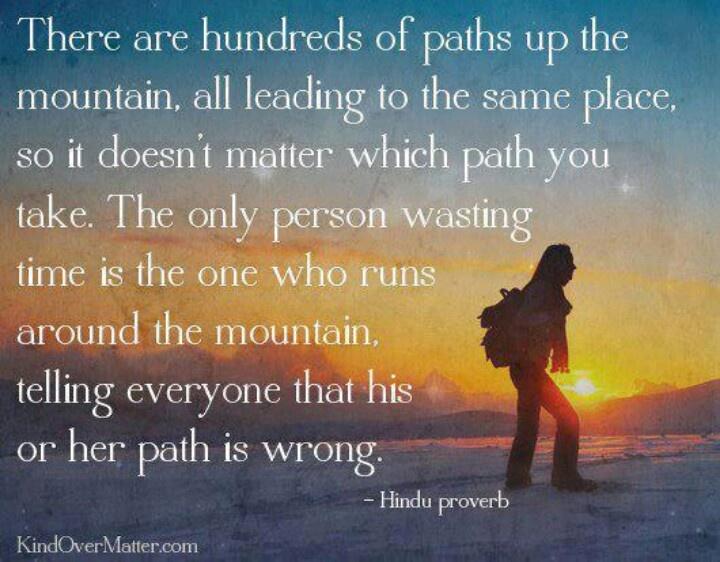 Right Path Quotes QuotesGram