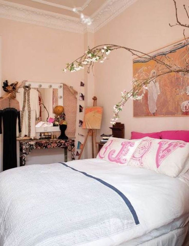 Stylish Boho Chic Bedroom For The Home Pinterest