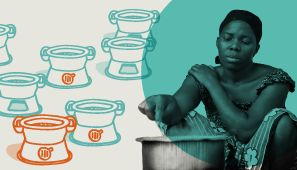 IDEO.org worked with the Global Alliance for Clean Cookstoves to