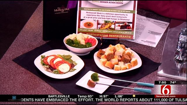 Bacon and Brie Cheese Fondue - NewsOn6.com - Tulsa, OK - News, Weather ...