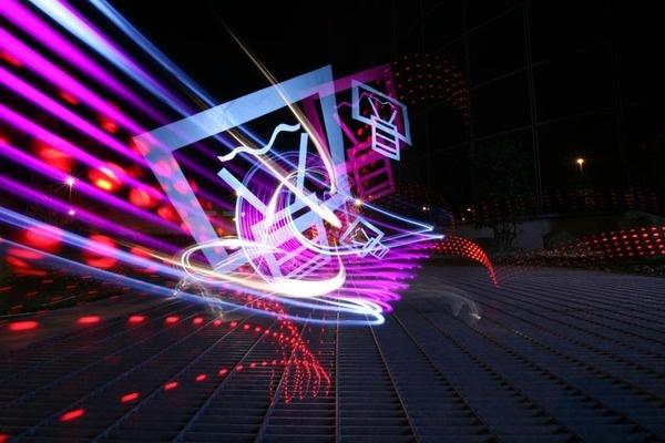 by Lichtfaktor  #light_art