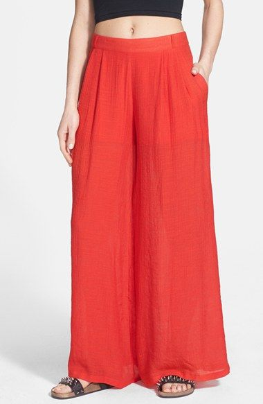 Rules of Etiquette Palazzo Pants available at #Nordstrom