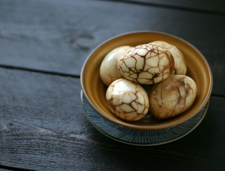How to Hard Boil Eggs & Chinese Marbled Tea Eggs   Recipe