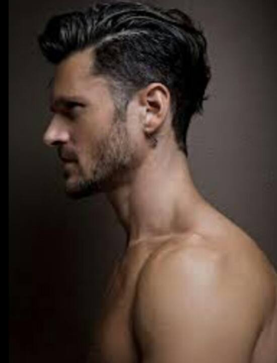 cocktail party hairstyles : Clean cut with an edge... Mens hairstyles Pinterest