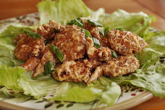 Firecracker Shrimp @yourhomebasedmom.com #shrimp, #recipes #seafood