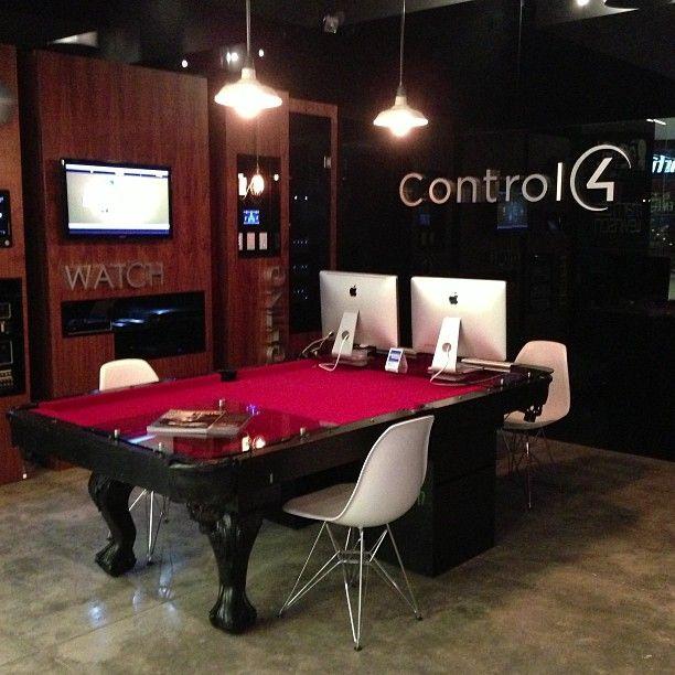 #Control4 #showroom @ Samara Shop via @SARUR_ARQ