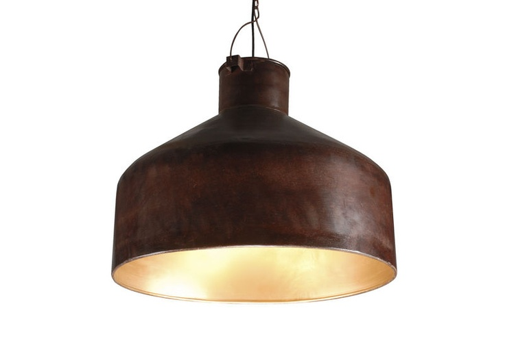 Hanging Bell Pendant Light