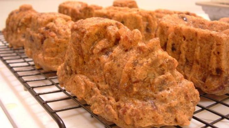 Kristi's Gluten Free Fruit Cake Cakelets | GF Recipes | Pinterest